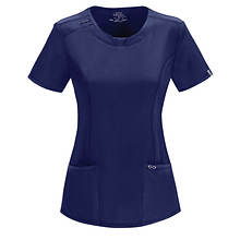 Cherokee Medical Uniforms Infinity-Round Neck Top