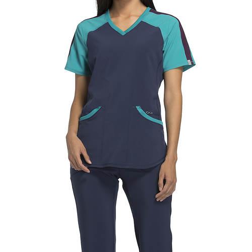 Cherokee Medical Uniforms Infinity-V-Neck Top