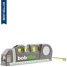 Bob Vila 4-In-1 Laser Level