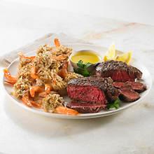 Steak & Shrimp for Two