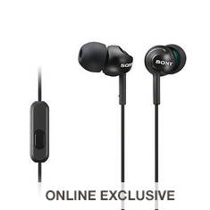 Sony Headphones Wired In-Ear with Microphone