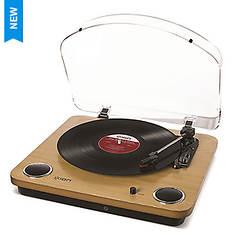LP USB Wood Conversion Turntable