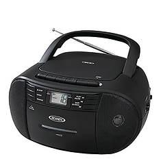 Portable CD Cassette Stereo