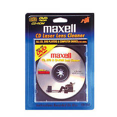 Maxell CD-340 Laser Lens Cleaner