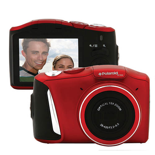 Polaroid 18.1 Megapixel Bridge Camera