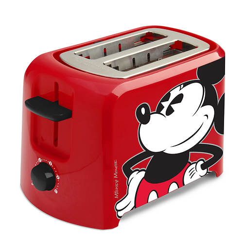 Disney Mickey Mouse 2-Slice Toaster