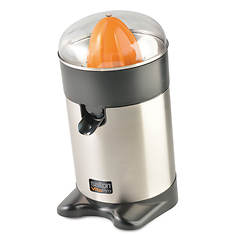 Salton Stainless Steel Citrus Juicer