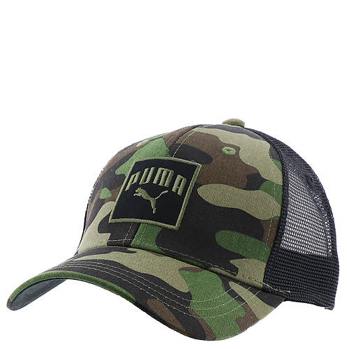 PUMA Men's PV1633 Abbott Snapback Trucker Hat