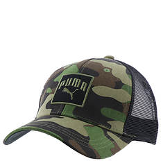 PUMA Men's PV1633 Abbott Snapback Trucker Hat