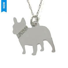 Toni Acquisitions Dog Pendant Necklace