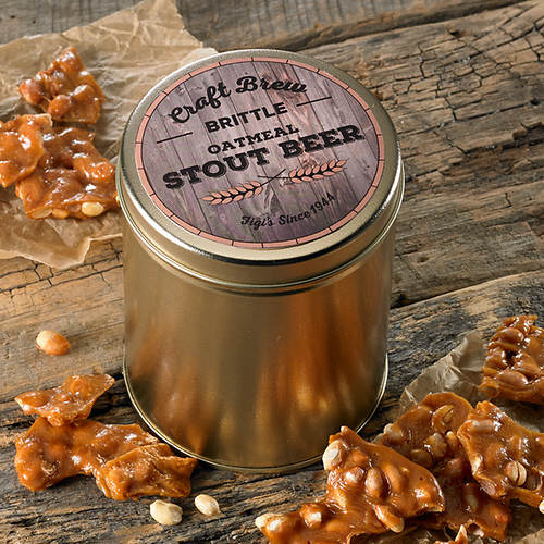 Craft Brew Brittle