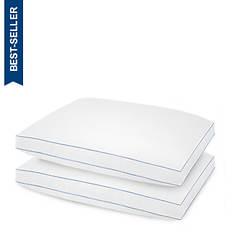 SensorPEDIC Density Pillow Extra Firm 2-Pack