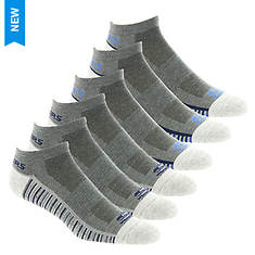 Skechers Men's S110379 Low Cut 6 Pack Socks