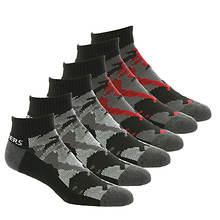 Skechers Men's S110147 Quarter 6 Pack Socks