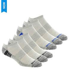 Skechers Men's S108222 No Show 6 Pack Socks