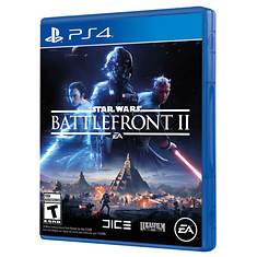 PS4 Star Wars Battlefront II Standard Edition