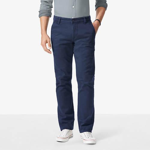 Dockers Men's Alpha Original Khaki Slim Tapered Pants