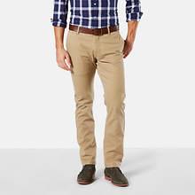Dockers Men's Washed Khaki Slim Tapered Pants