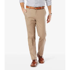 Dockers Men's Signature Khaki Straight Fit Pants