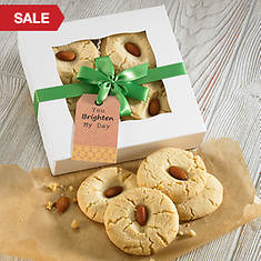 Personalized Soft Cookies Just For You-Almond