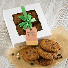 Personalized Soft Cookies Just For You-Java Chocolate