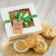 Personalized Soft Cookies Just For You-Honey Granola