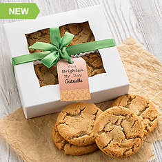 Personalized Soft Cookies Just For You-Peanut Butter
