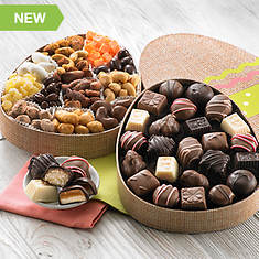 Deluxe Easter Assortment - Chocolate & Mixed Nuts