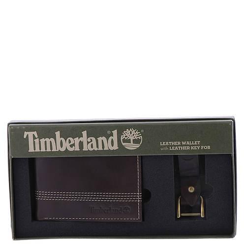 Timberland Quad Billfold Gift Set