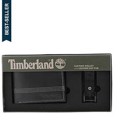 Timberland Quad Billfold Gift Set