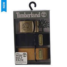 Timberland Men's 2-in-1 Web Belt Pack