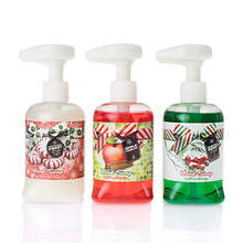 Set of 3 Holiday Musical Soap Pumps
