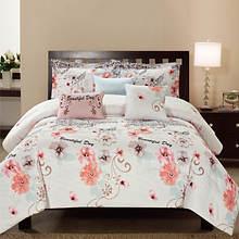 Paris 6-Piece Comforter Set