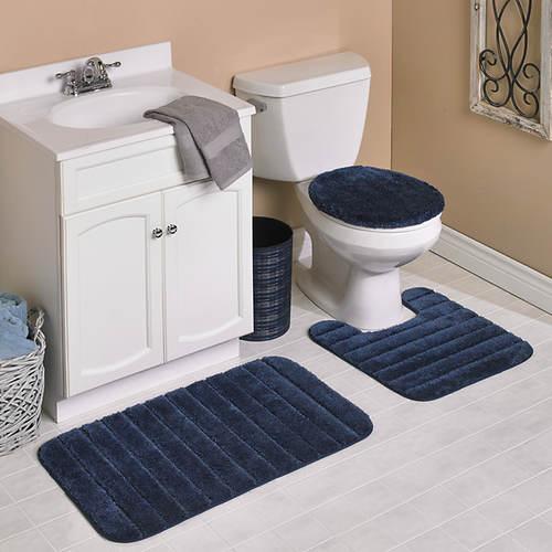 Mohawk 3-Pc. Bath Rug Set