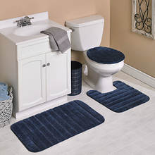 Mohawk 3-Pc. Bath Rug Set