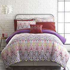 Tribal Ikat Bed-In-A-Bag Set