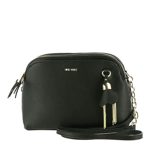 Nine West Lorenza Crossbody Bag With Flowers
