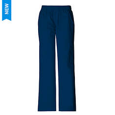 Cherokee Medical Uniforms Workwear Stretch Mid Rise Pullon