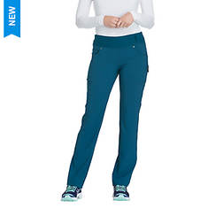 Cherokee Medical Uniforms iflex - Mid Rise Pull On Pant