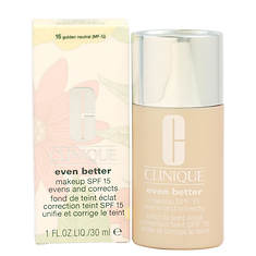 Clinique Even Better Makeup SPF 15 Foundation