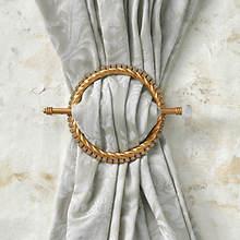 Decorative Curtain Holdbacks-Set of 2-Bling