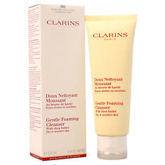 Clarins Gentle Foaming Cleanser for Dry to Oily Skin