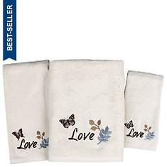 Faith 3-Piece Towel Set