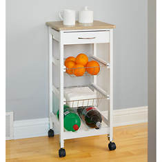 Kitchen Trolley with 3 Shelves