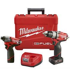 Milwaukee Tools M12 FUEL 2-Piece Combo Kit