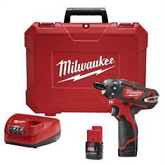 Milwaukee Tools M12 Lithium-Ion 1/4