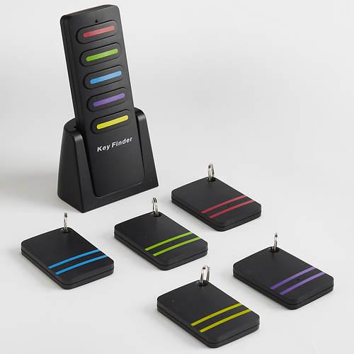 NewLink 5-Receiver Wireless Item Finder