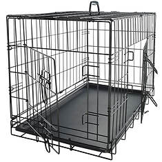 Paws & Pals Double-Door Pet Crate - Opened Item