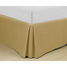 Easy-Fit Basic Pleated Bedskirt