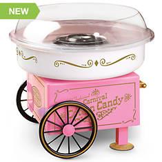 Nostalgia Electrics Hard Candy Cotton Candy Maker